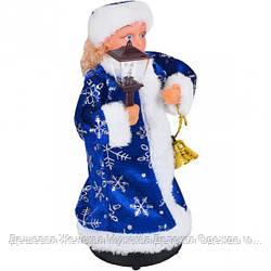 """Игрушка механич. """"Снегурочка"""" (музыка pуc.+качание руками)"""