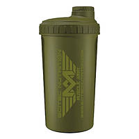 Shaker Scitec Muscle Army Green 700 ml Scitec Nutrition Muscle Army