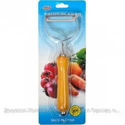 Нож для чистки овощей деревянный