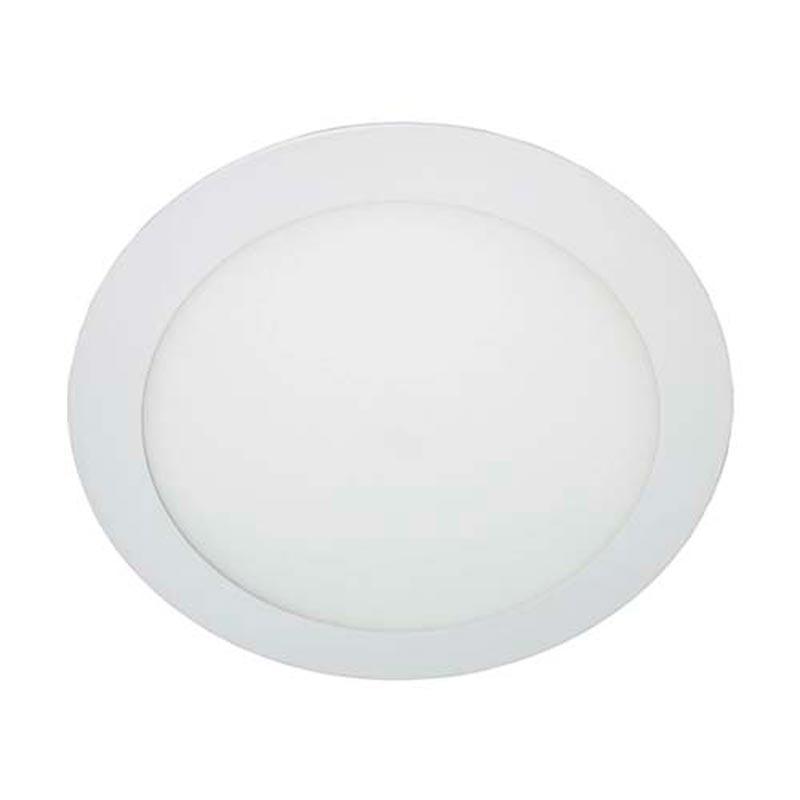 Светодиодный светильник «downlight» встраиваемый 18W круг белый нейтральный Feron AL510 18W 1080Lm 4000K