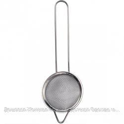 Сито металл с ручкой 12 см