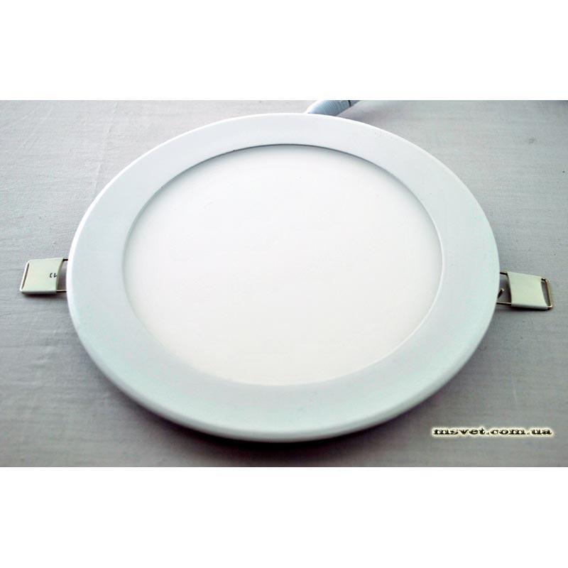 Светильник LED точечный 12 Вт  белый SW-187-12W WT 4000K