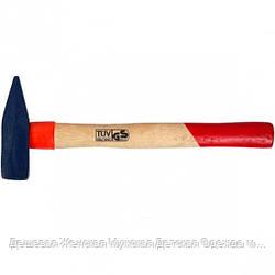 Молоток с деревянной рукояткой 800 гр