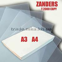 Калька формата А4 от Zanders Т 2000 Copy поштучно