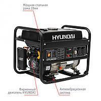 Электрогенератор Hyundai HHY 2500F
