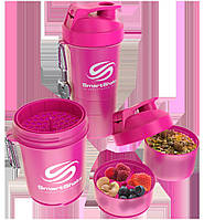 SmartShake Original NEON Pink 600 ml SmartShake