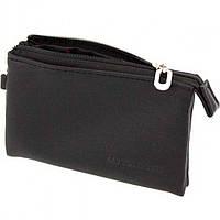 Чехол-сумка два кармана 4.5 дюйма 75x140мм LGD черный