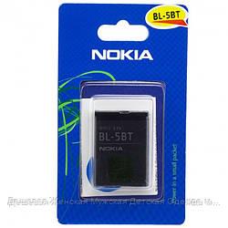 Аккумулятор Nokia BL-5BT 870 mAh 2600, 7510, N75 AA/High Copy