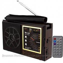 Радиоприемник Golon QR-131UAR  коричневый