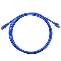 Патч-корд UTP 2m синий