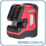 Уровень лазерный 180 град 2 лазерные головки MT-3051 Intertool