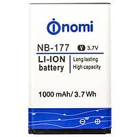 АКБ NOMI NB-177 1000 mAh для i177 AAAA/Original