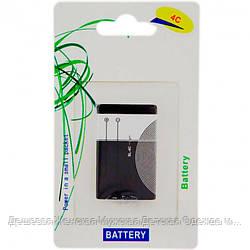 Аккумулятор Nokia BL-4C 890 mAh 1006, 1202, 1203 A класс