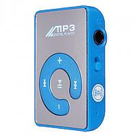MP3 Плеер серебристо-Голубой
