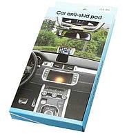 Авто коврик-подставка на панель LFD-006 черная105x183mm