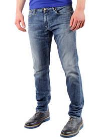 Мужские джинсы на флисе оптом