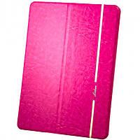 Чехол-книжка для iPad Air 2 силиконовая накладка Lishen Розовый