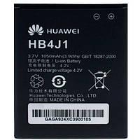 АКБ Huawei HB4J1 1050 mAh для U8150 AAAA/Original тех.пакет