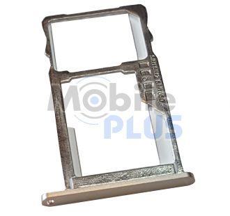 Держатель Sim-карты (holder) Meizu M3 Note (M681q) Gold