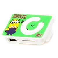 MP3 Плеер Minion Салатовый
