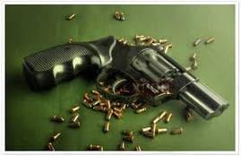 """Пистолет под патрон флобера- Экол 2,5""""."""