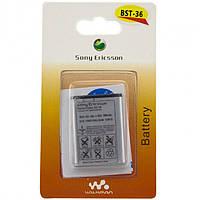 Аккумулятор Sony Ericsson BST-36 780 mAh K320i, Z550i AA/High Copy