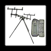 Fanatic-N3 Rod Pod (Род-под для 3-х удилищ, в чехле, в транспортировке:  80x23x7cm , вес:3,33 кг)