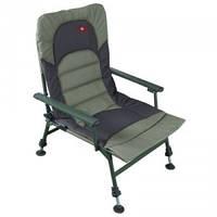 Full Comfort Boilie Armchair (Широкое удобное кресло с подлокотниками с регулируемыми ножками и наклоном спинки, размер:  60x64x32/107см, вес 7,1кг)