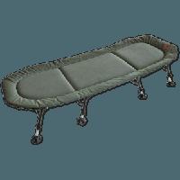 Robust Flat Bedchair (Кровать на на 8-ми регулируемых ножках с экстра-прочной стальной конструкции, размер : 200x80x35, вес 9,4кг)