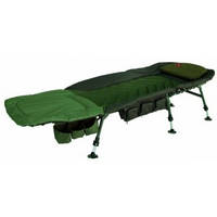 Full Comfort Bedchair (Кровать-Полный Комфорт на 6-х регулируемых ножках, с подушкой, легкомоющийся материал, регулируемая спинка, съемная подушка,
