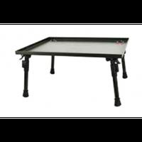 Bivvy Table, 37x47x23/32cm (Палаточный монтажный стол, оснащен регулируемыми ножками, обеспечивающими хорошую стабильность. В комплекте с сумкой для