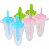 Форма пластиковая для замороженного сока