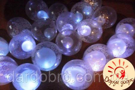 №6 Світлові кулі з повітрям (куля в кулі) Дніпро