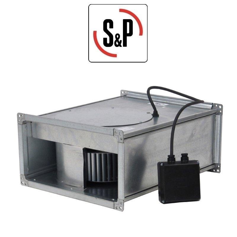 Прямоугольный вентилятор Soler&Palau ILB/4-250 (Испания)