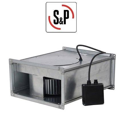 Прямоугольный вентилятор Soler&Palau ILB/4-250 (Испания), фото 2