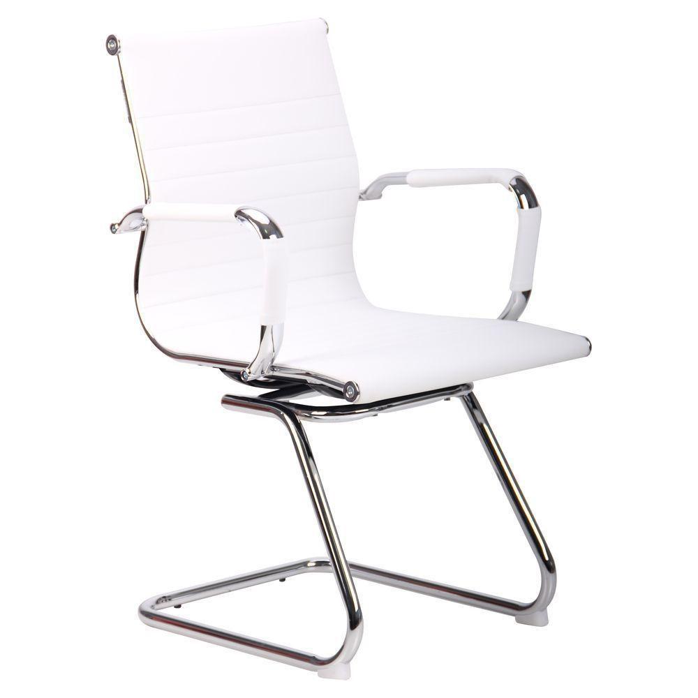 Кресло Slim CF (XH-632C) Белое (AMF-ТМ)