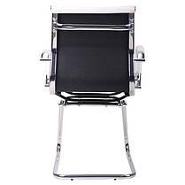 Кресло Slim CF (XH-632C) Белое (AMF-ТМ), фото 3