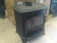 Печь-камин Kratki Koza K6 подача воздуха ASDP (дымоход 150 мм)