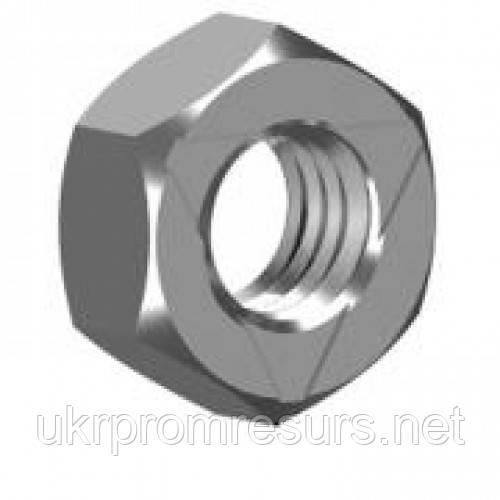 DIN 980 Гайка самостопорящаяся М24 з нержавіючої сталі