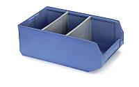 Разделительная перегородка для складских лотков Logic Store - 14.905.91 (220x140 мм) по ширине