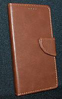 Книжка- чехол Aelion I5,оригинал, коричневый   (Аелион и5, чехол-книжка, бампер, кейс, защита телефона)