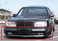 Бампер передний AMG 2 на Mercedes-Benz E w124 1984-1995