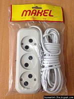 Удлинитель электрический Makel 10м