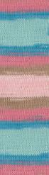 Alize Miss Batik 4535 100% мерсеризованный хлопок