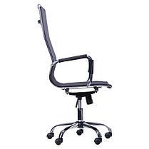 Кресло Slim Net HB (XH-633) Черный (AMF-ТМ), фото 3