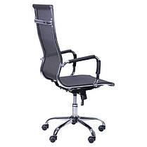 Кресло Slim Net HB (XH-633) Черный (AMF-ТМ), фото 2