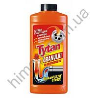 Гранулированное средство для чистки труб Tytan 1кг