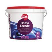 Краска фасадная акрилатная с силиконовыми добавками Hansa Facade (Vivacolor, Виваколор) 2,7 А