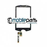 Оригинальный Сенсор (Тачскрин) для Sony Ericsson WT19i (Черный)