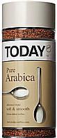 Кофе Today Pure Arabica растворимый, 95 г. с/б